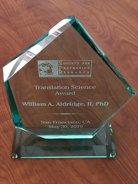 2019 Translation Science Award