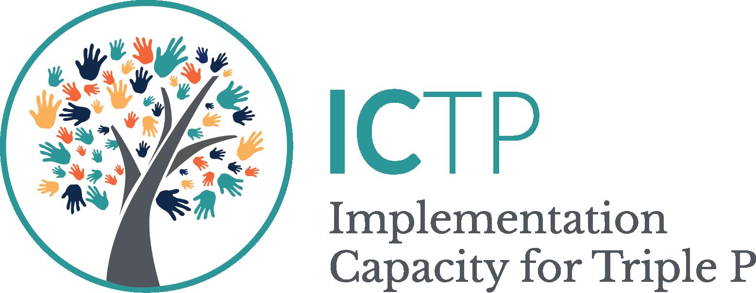 ICTP logo