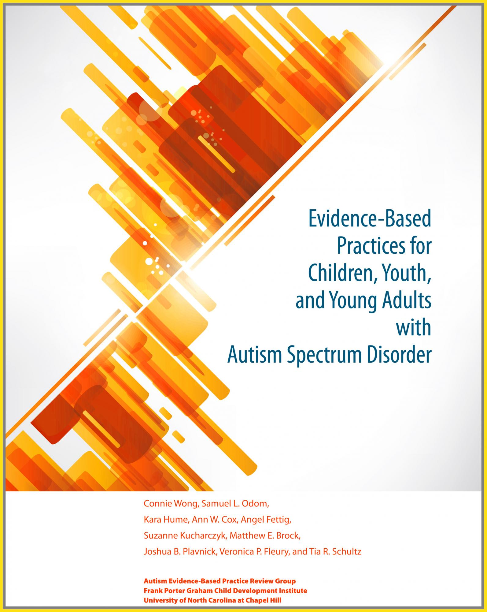 Evidence Based Practices for Children Youth and Young Adults