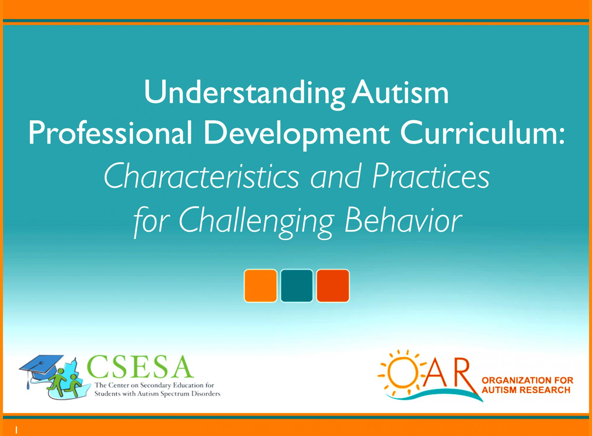 Pioneering Curriculum Supports Teachers of Students With Autism – Teachers Curriculum Institute Worksheets