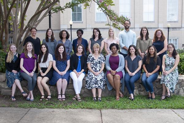 CCHD 2019-2020 trainees