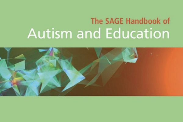 The SAGE Handbook of Autism and Education cropped cover